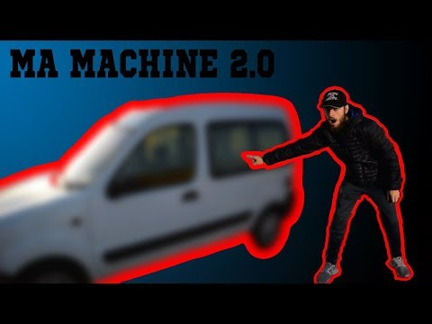 PRESENTATION DE MA MACHINE 2.0