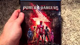 Power Rangers (2017) Best Buy Exclusive Bluray Unboxing!