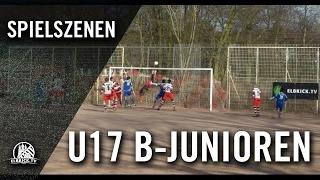 Altona 93 – USC Paloma (U17 B-Junioren, 4. Runde, Pokal der B-Junioren 2015/2016) - Spielszenen