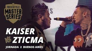 KAISER VS ZTICMA | FMS INTERNACIONAL JORNADA 2 | Buenos Aires