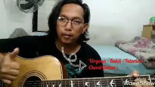 Video Virgoun - Bukti ( Tutorial Guitar Chord) download MP3, 3GP, MP4, WEBM, AVI, FLV Mei 2018