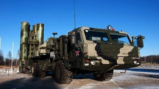 S300 & Antey 2500 in Action HD Russia Russland