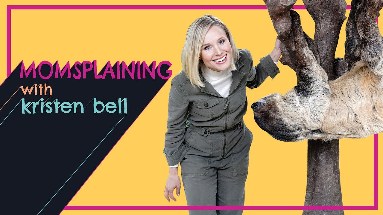 #Momsplaining with Kristen Bell: The Animal 'Queendom'