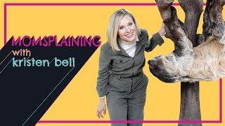 #Momsplaining with Kristen Bell: The Animal 'Queendom' thumbnail