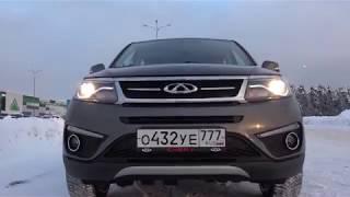 Тест Chery Tiggo 5. Новое поколение китайцев - это уже автомобили.