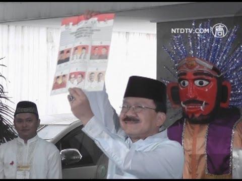 Pemilihan Orang Nomor Satu Di DKI Jakarta Dimulai