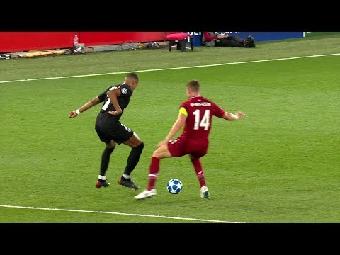 Kylian Mbappé Phenomenal Skills 2018 - 2019