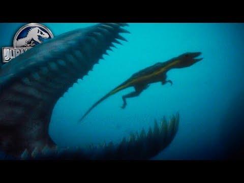 MAX INDORAPTORS VS GILLICUS! - Jurassic World - The Game - *AQUATIC TOURNAMENT* - Ep. 163
