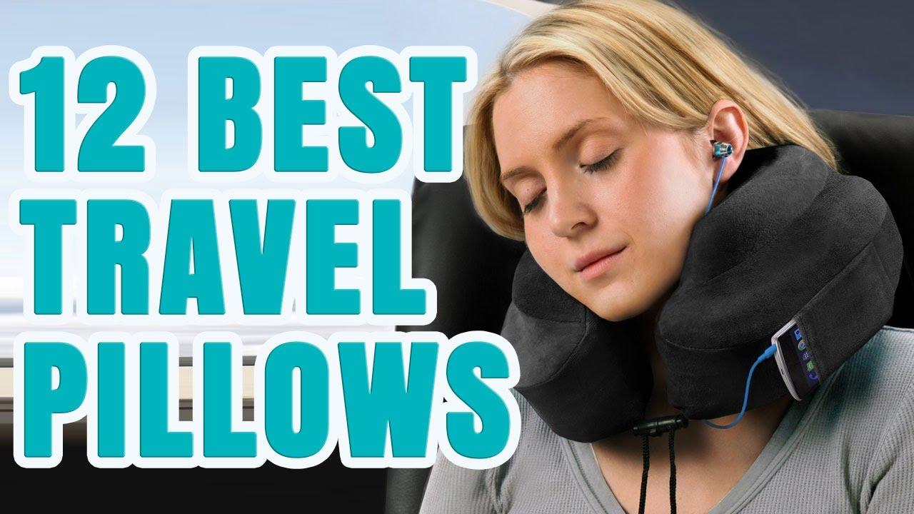 Best Travel Pillow 2017  TOP 12 Neck Pillows For Travel ...