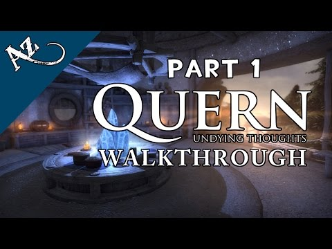 Quern - Undying Thoughts Gameplay Walkthrough [Guide - No Co