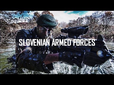 Slovenian Armed Forces 2017