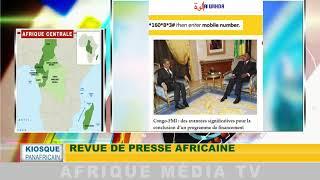 KIOSQUE PANAFRICAIN DU 20  02   2019
