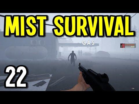 HUNTING RIFLE and GUNPOWDER - Mist Survival Gameplay - Episode 22