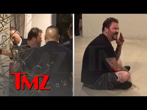 Bam Margera Arrested in LA After Leaving Rehab  TMZ