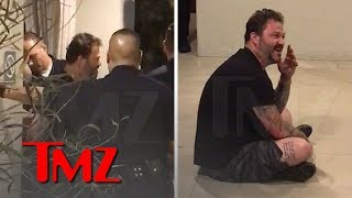 Bam Margera Arrested in L.A. After Leaving Rehab | TMZ