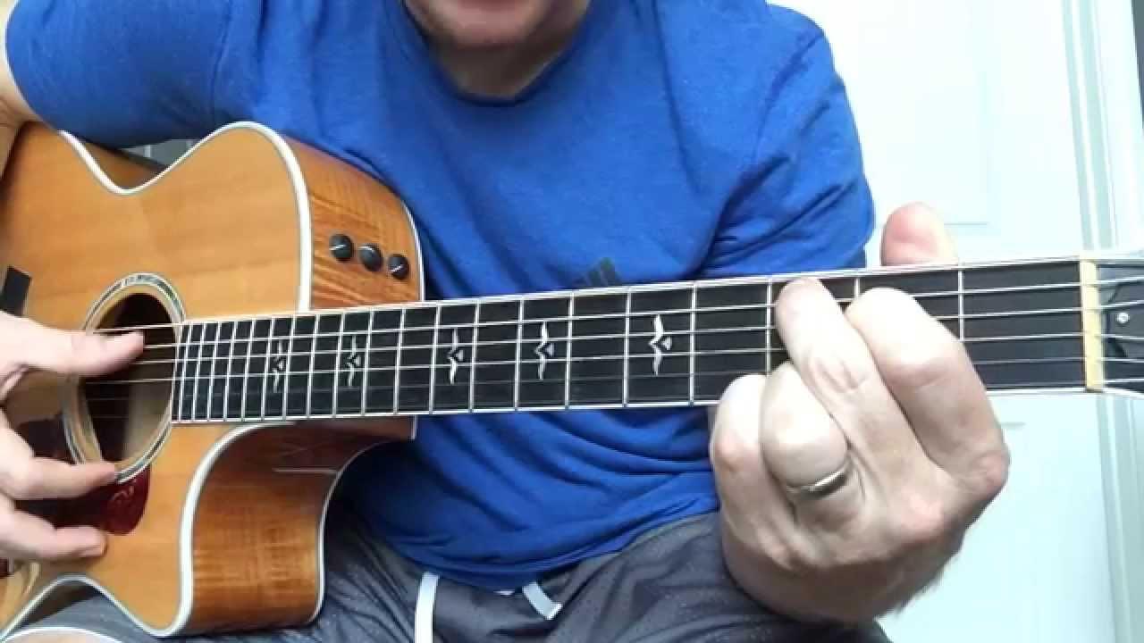 4 Main Chords Made Easy G C Em D Youtube