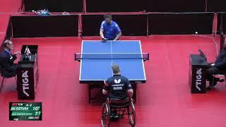 2019 European Para Table Tennis Championships - Day 2 | Table 3