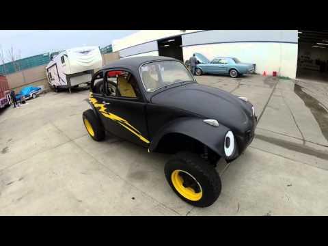 1965 vw baja bug