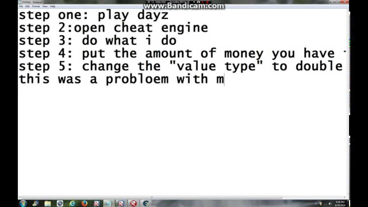 Roblox How To Hack Money On D A Y Z Patched Youtube