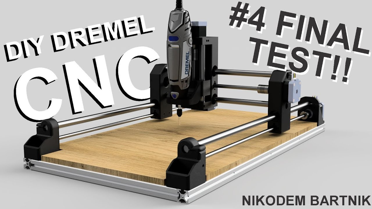 Turning A Rotary Tool Into A CNC | Hackaday