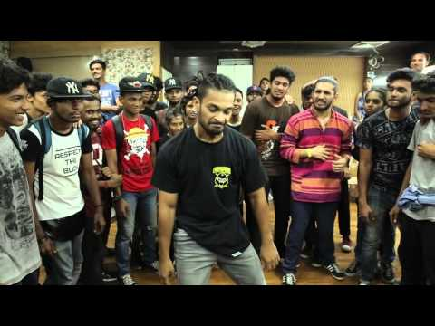Krump judge showcase by HECTIK @Mumbai HipHop Locals