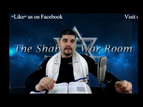 The Shabbat War Room: Kingdom Reality #1