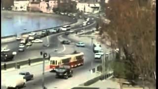 Tbilisi (Georgia) Tiflis / Tramway / ტრამვაი / Straßenbahn - 1972