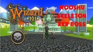 Wizard101: Mooshu Skeleton Key Boss