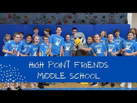 High Point Friends School Middle School