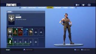 Fortnite Reaper Pickaxe account Showcase ( Trades?)