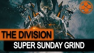 The Division 🔴 Dark Zone Division Tech Grind | Going Rogue Randomly | PC Gameplay 1080p 60fps