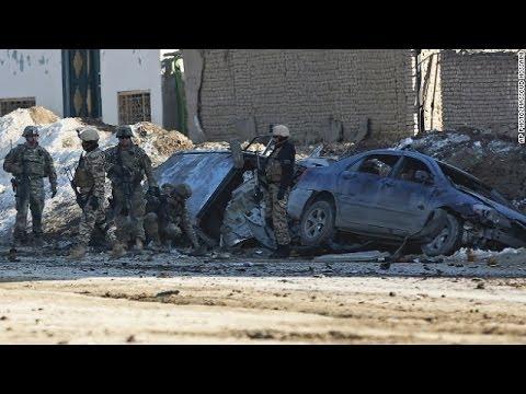 2 U.S.  Contractors Killed in Kabul Car Bomb by Hezb-e-Islami