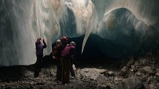 360° Ice Cave Exploration Near Whistler, BC, Canada thumbnail