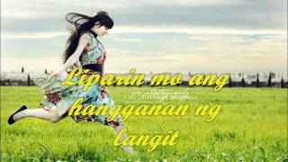 "Lipad Ng Pangarap-Dessa W/ Lyrics""Lino Elen"""