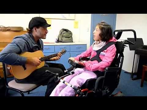 Amber S Music Therapy Class With The Switch Youtube