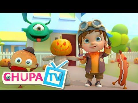 Head, Shoulders, Knees & Toes | Nursery Rhymes Songs for Kids Collection by Chupakids TV