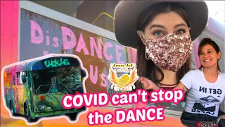 No Fuss Comedy Bus Turns to DANCE to Shake Up Quarantine
