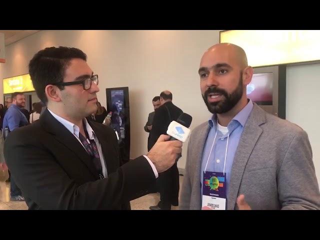 27/08/2019: Entrevista com Leonardo Chaves, moderador do painel TV 2.5 DTV Play