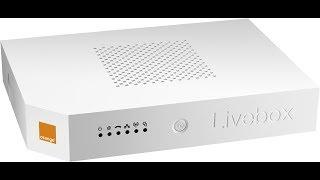 comment masquer mon réseau wifi Livebox