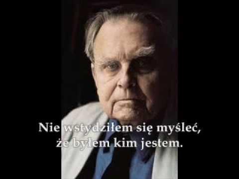 Czesław Miłosz Dar