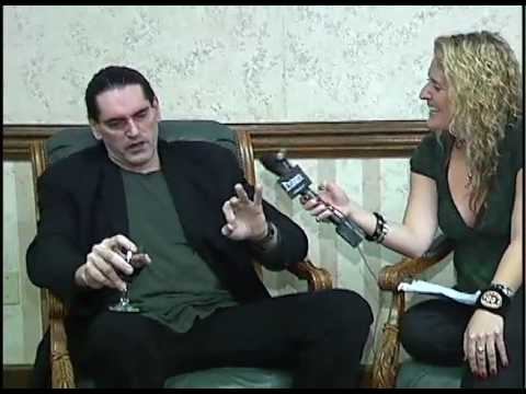 Peter Steele of Type O Negative interview with Full Metal Jackie (part 3)