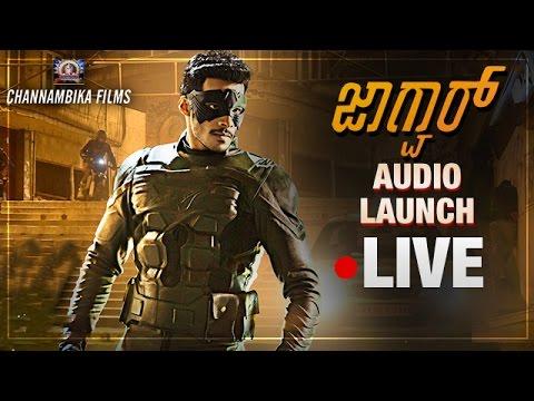 Jaguar Kannada Movie Audio Launch LIVE |...