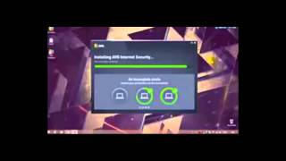 شرح تنصيب وتفعيل AVG internet security 2016