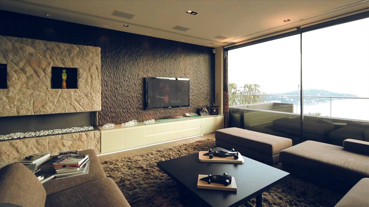 Modern Architecture Villas villa altaïr - real estate movie (modern architecture luxury villa