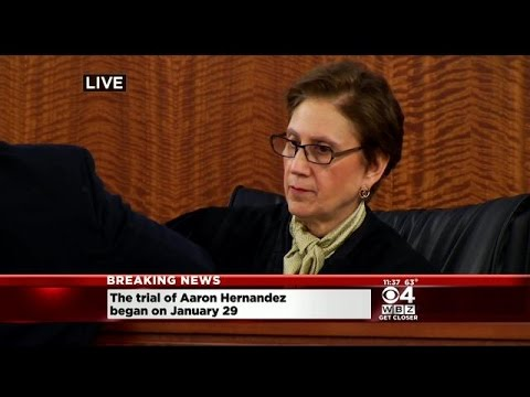 Watch: Judge Sentences Aaron Hernandez to Life In Prison