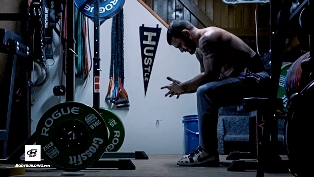 Embracing Fear  Mat Fraser The Making of a Champion