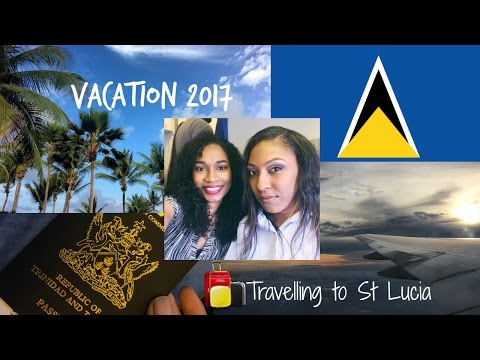 Travelling To St Lucia!