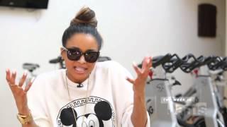Ciara Breaks Down Beef With Rihanna