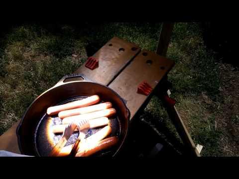 Solar Hot Dogs
