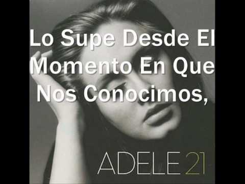 Adele  Make You Feel My Love Traducida Al Español